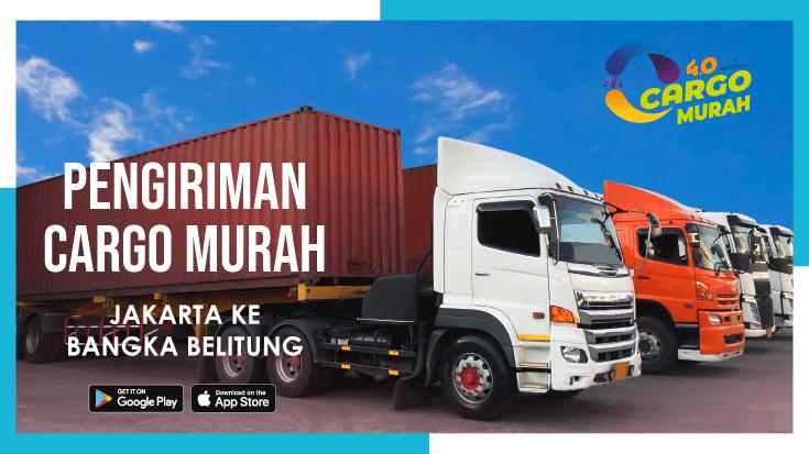 Cargo Jakarta Belitung