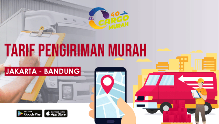 Ekspedisi Murah Jakarta Bandung