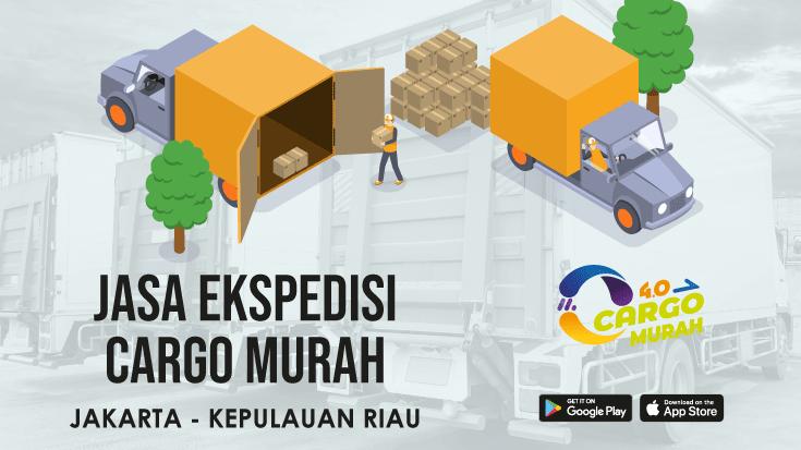 Ekspedisi Murah Cargo Laut Jakarta Kepulauan Riau