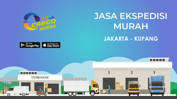 Ekspedisi Laut Jakarta Kupang