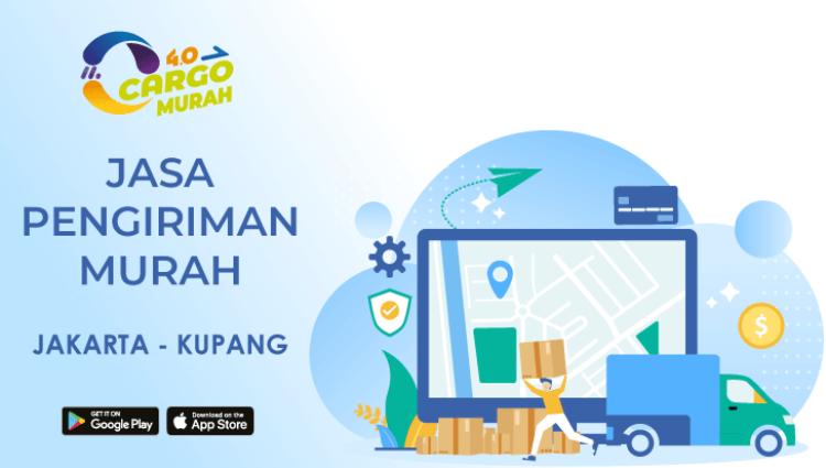 Jasa Pengiriman Via Kapal Laut Jakarta Kupang