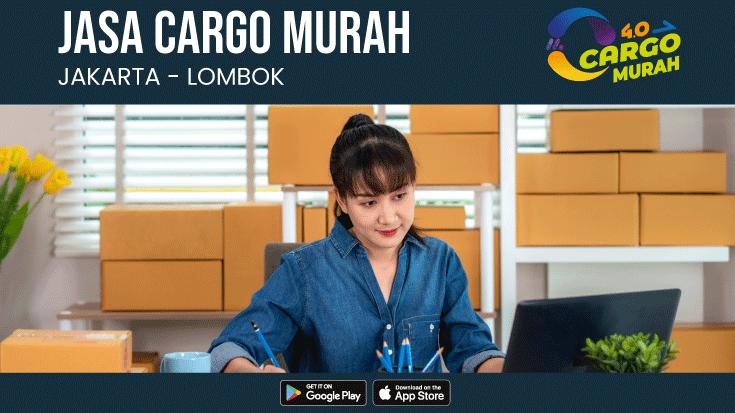 Jasa Cargo Via Laut Murah Jakarta Lombok