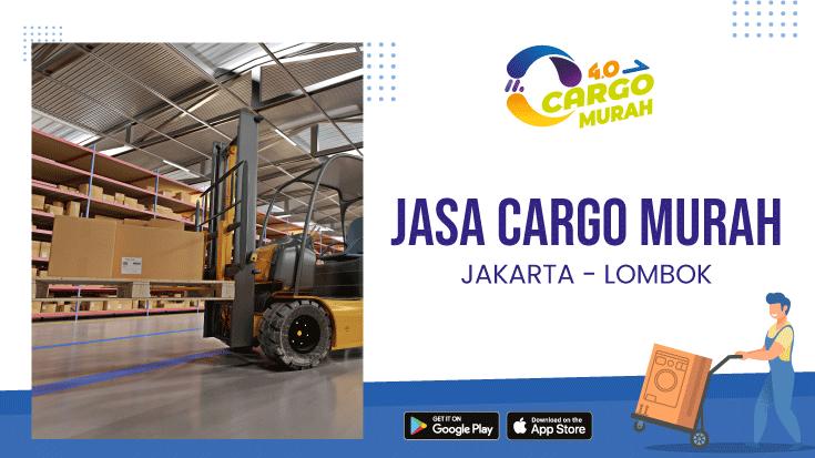 Jasa Ekspedisi Via Cargo Laut Jakarta Lombok