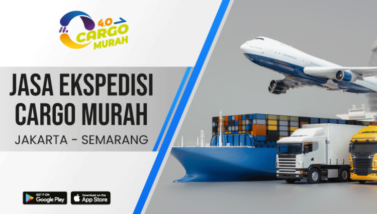 Jasa Pengiriman Barang Murah Jakarta Semarang