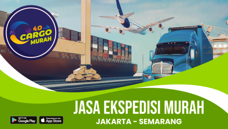 Ekspedisi Via Cargo Darat Jakarta Semarang