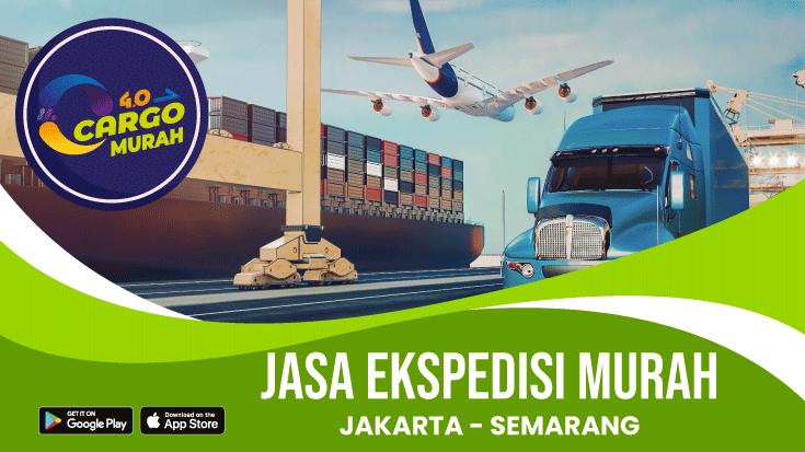 Jasa Cargo Via Darat Jakarta Semarang