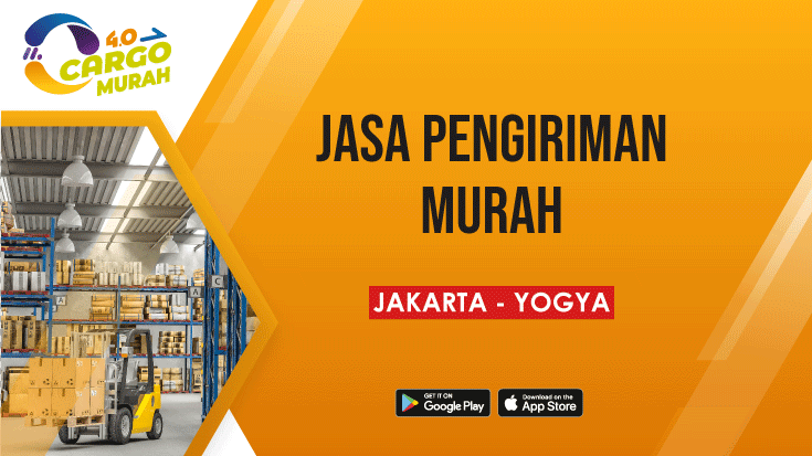 Jasa Ekspedisi Jakarta Jogjakarta