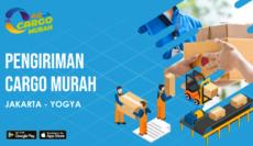 Ekspedisi Cargo Darat Jakarta Jogjakarta