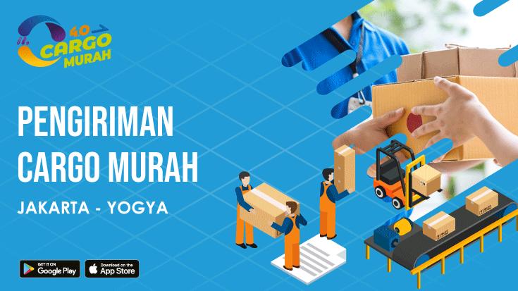 Jasa Pengiriman Murah Jakarta Jogjakarta