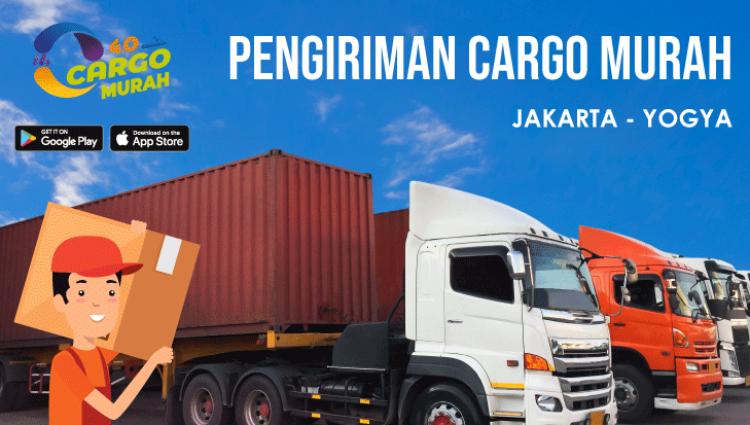 Jasa Ekspedisi Cargo Darat Jakarta Jogjakarta