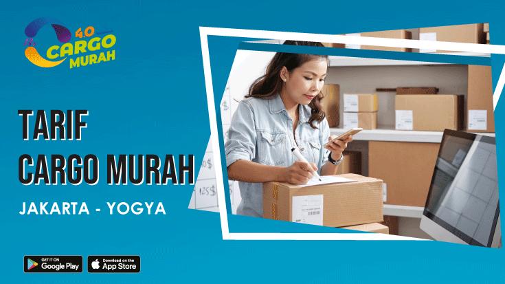 Cargo Murah Jakarta Jogjakarta