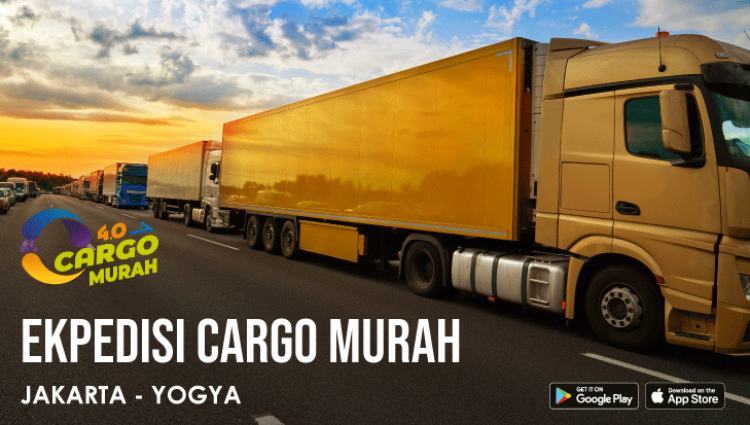 Jasa Cargo Murah Jakarta Jogjakarta
