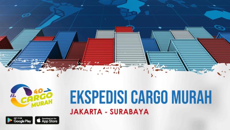 Jasa Kargo Murah Jakarta Surabaya