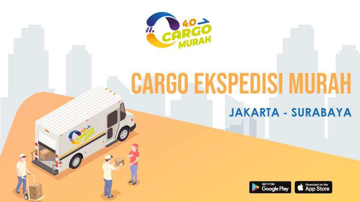 Jasa Ekspedisi Murah Jakarta Surabaya
