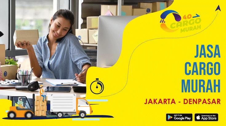 Jasa Kargo Darat Jakarta Denpasar Bali