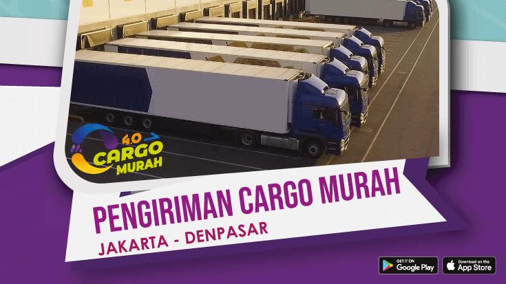 Jasa Cargo Darat Murah Jakarta Denpasar Bali
