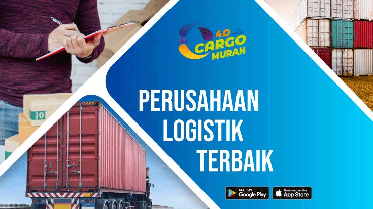 cargo murah Perusahaan Logistik Terbaik di Indonesia