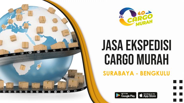 Cargo Murah Via Jalur Darat Surabaya Bengkulu