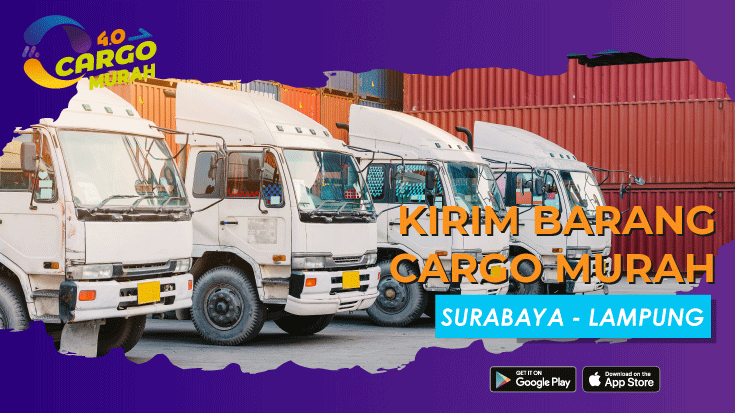 Ekspedisi Surabaya Bandar Lampung