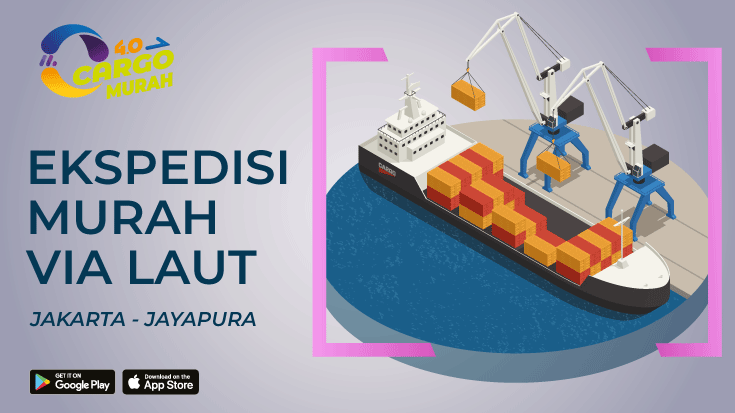 Cargo Murah Jakarta Jayapura
