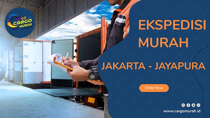 Ekspedisi Via kapal Laut Jakarta Jayapura