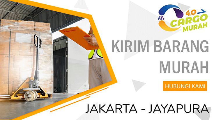Ekspedisi Via Kapal Pelni Jakarta Jayapura