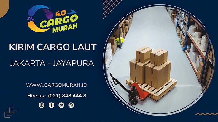 Jasa Pengiriman Barang Cargo Murah Jakarta Jayapura