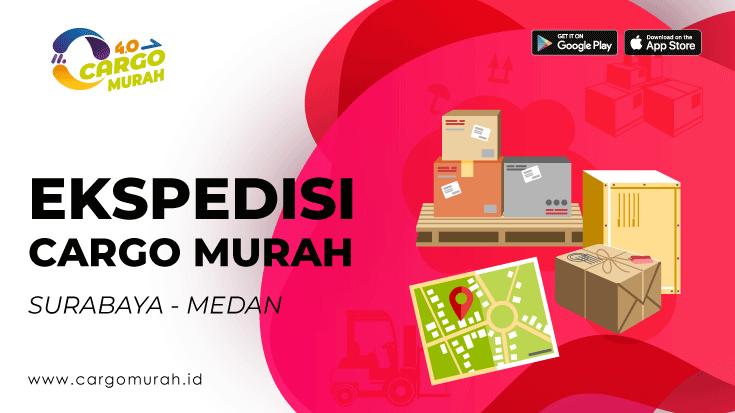 Expedisi Surabaya ke Medan