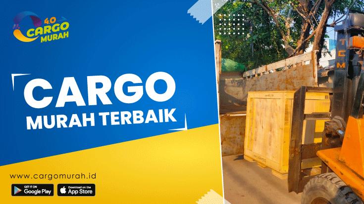 Jasa Cargo Murah Dari Surabaya ke Medan