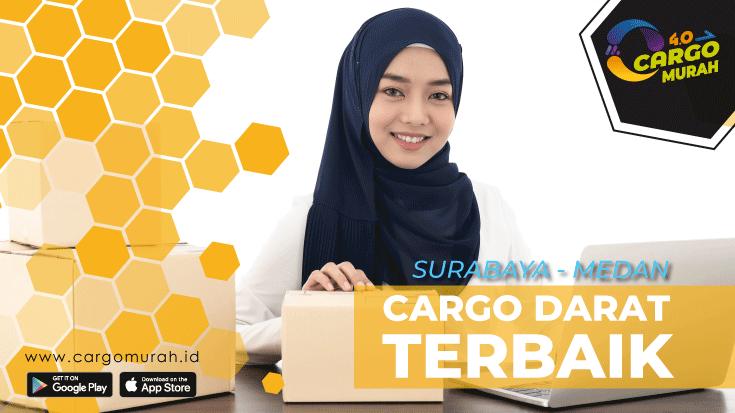 Kargo Murah Surabaya Medan