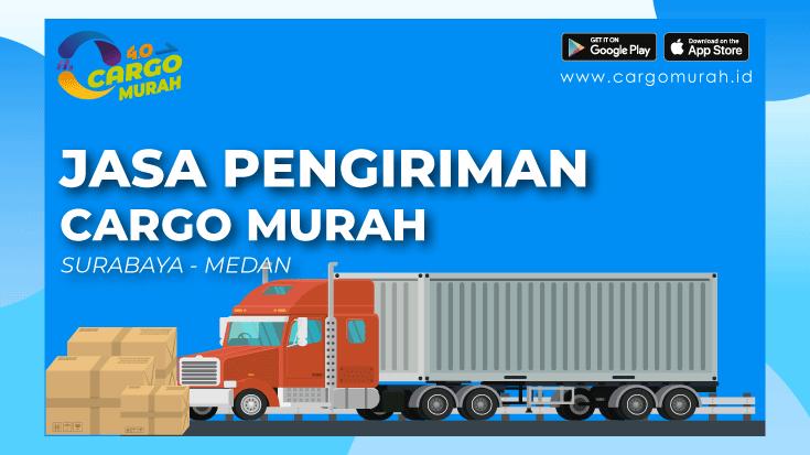 Expedisi Surabaya Medan
