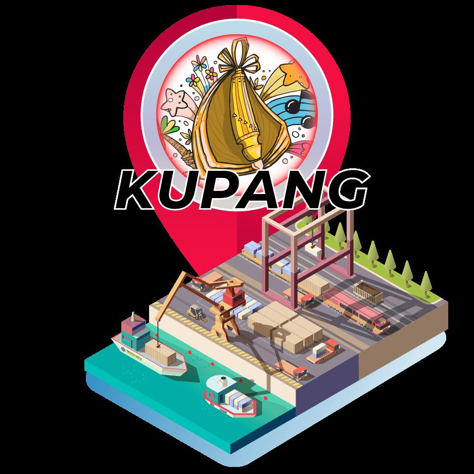 Tarif Ekspedisi Murah Surabaya ke Kupang
