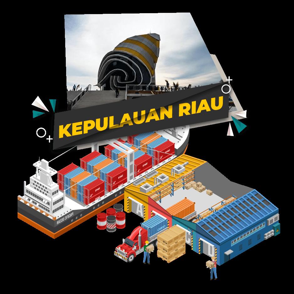 Cargo Laut Jakarta Kepulauan Riau