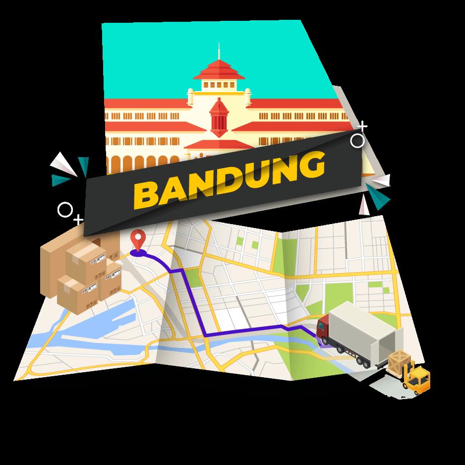 Cargo Darat Jakarta Bandung