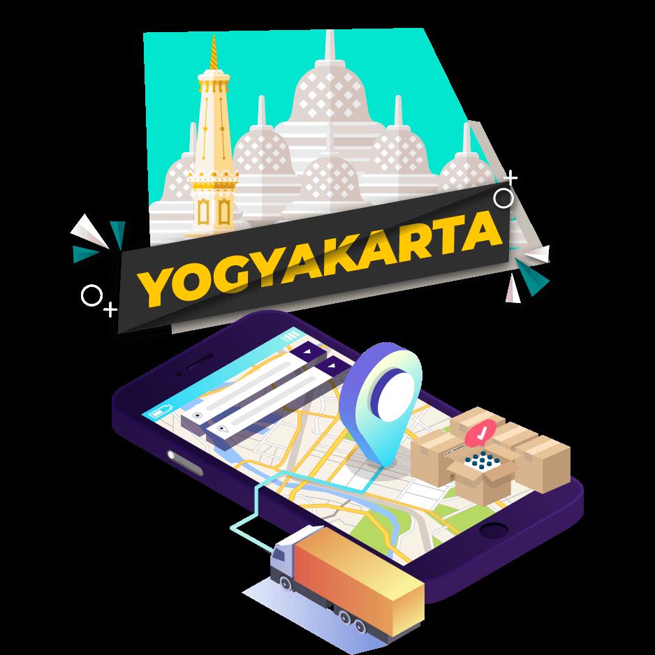 Cargo Darat Jakarta Jogjakarta