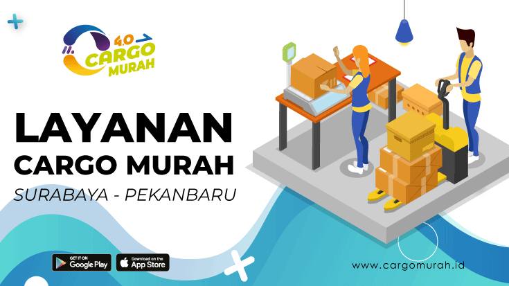 Ekspedisi Murah Surabaya Pekanbaru