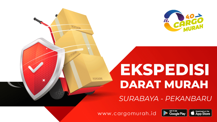 Jasa Expedisi Murah Surabaya Pekanbaru
