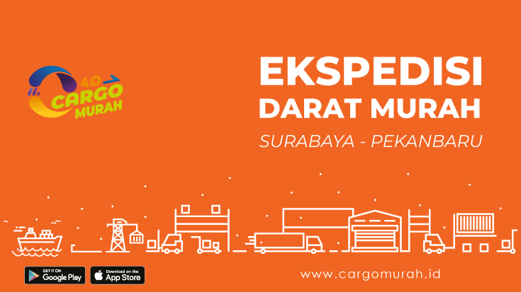 Jasa Expedisi Surabaya Pekanbaru
