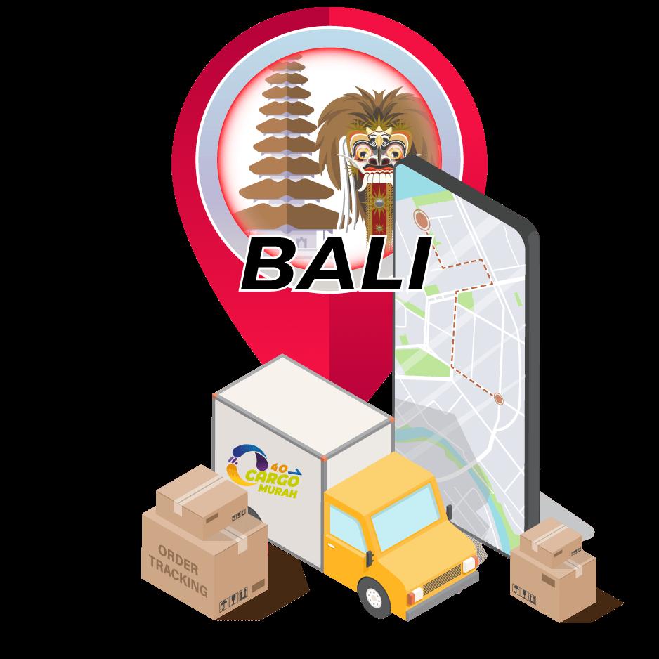 Tarif Ekspedisi Murah Surabaya ke Bali