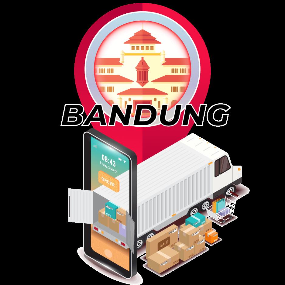 Tarif Ekspedisi Murah Surabaya ke Bandung