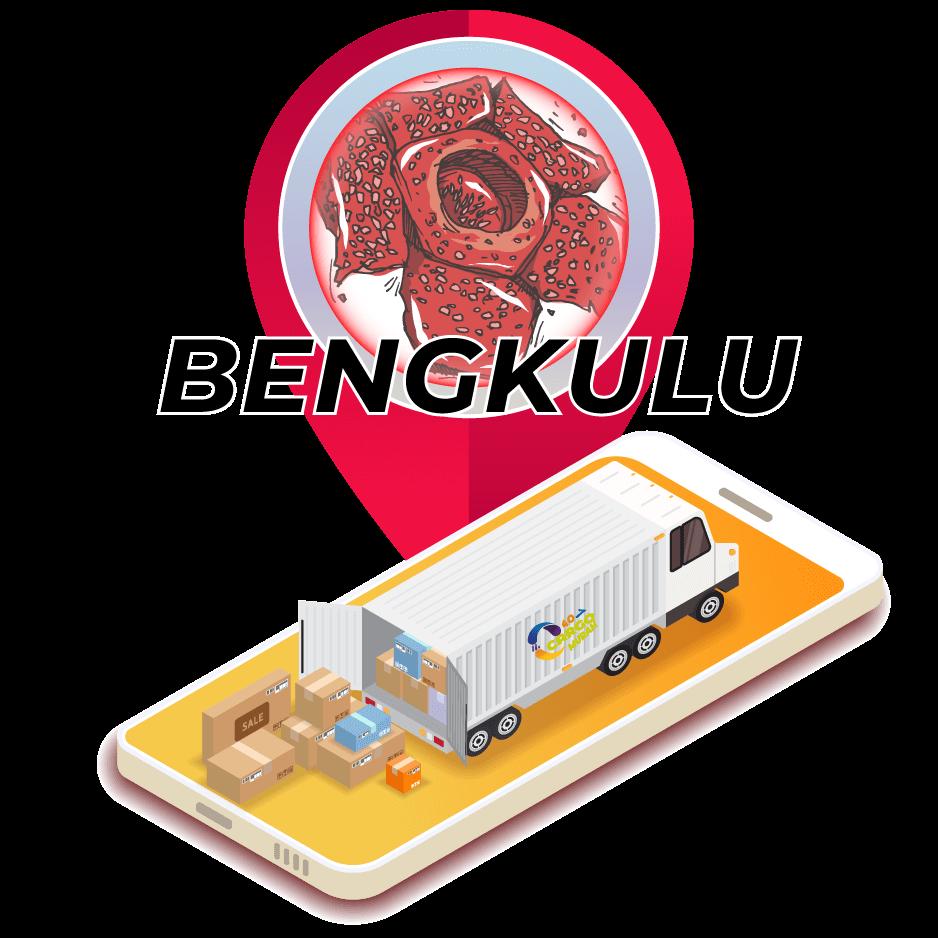 Tarif Ekspedisi Murah Surabaya ke Bengkulu