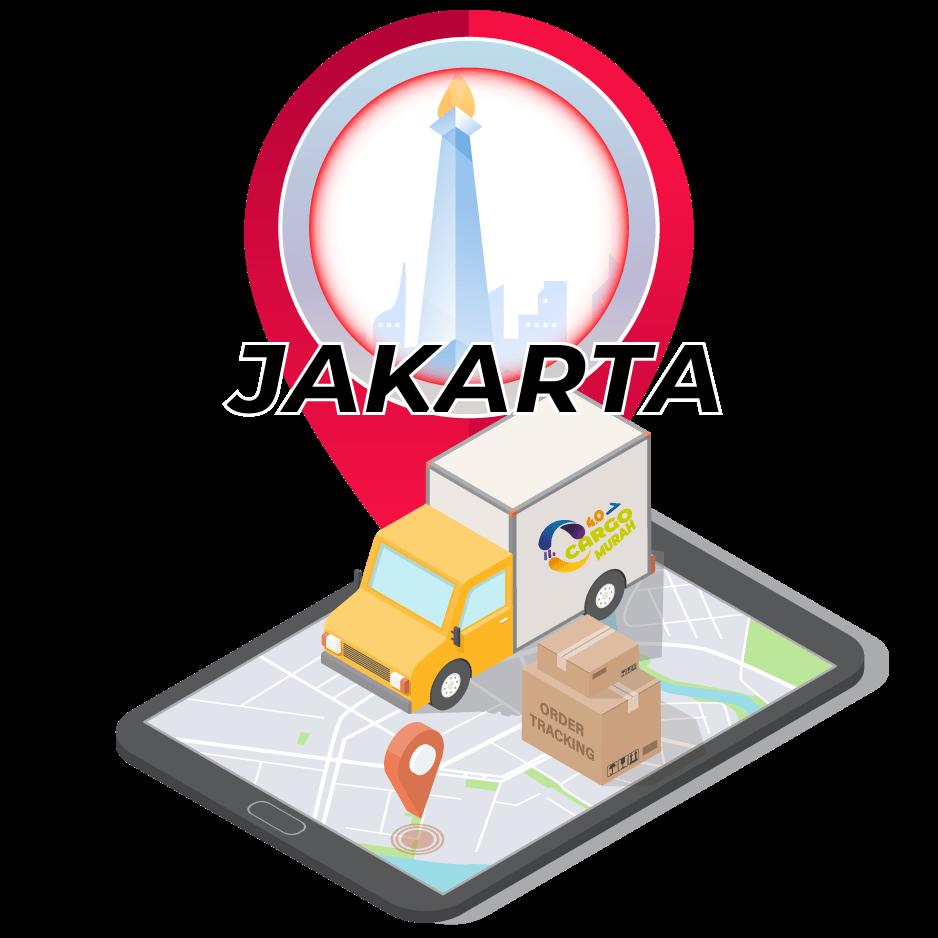 Tarif Ekspedisi Murah Surabaya ke Jakarta