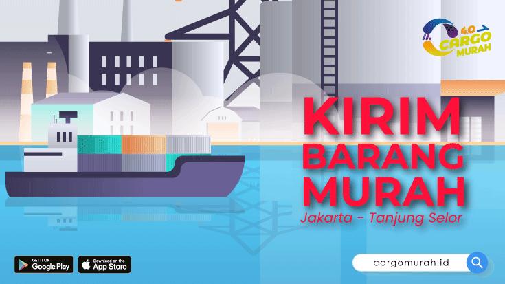 Ekspedisi Murah ke Tanjung Selor