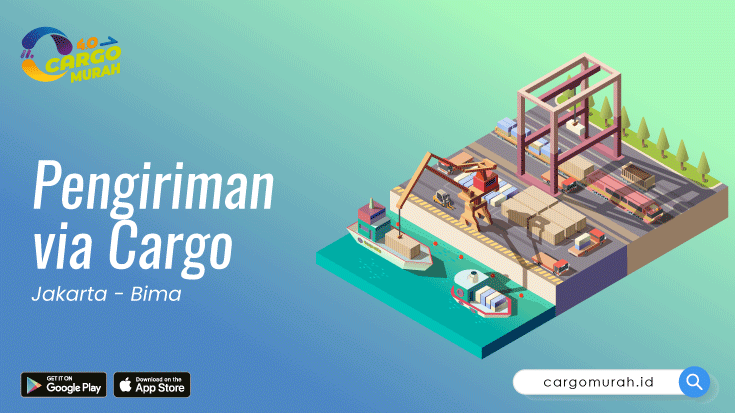 Cargo Murah ke Bima