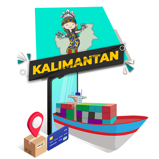 Cargo Laut Jakarta Kalimantan