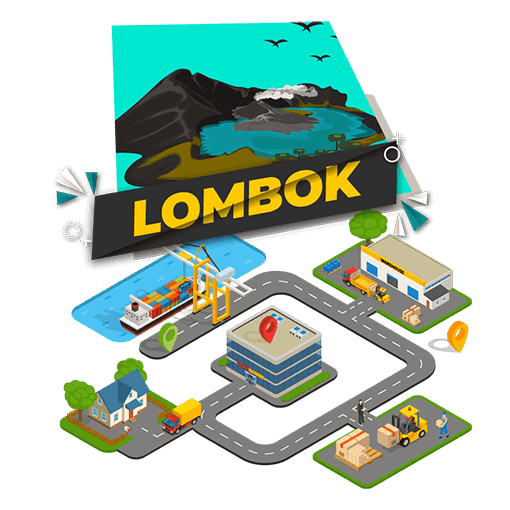 Cargo Laut Jakarta Lombok