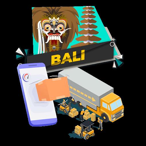 Cargo Darat Jakarta Denpasar