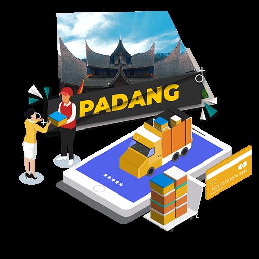 Cargo Darat Jakarta Padang