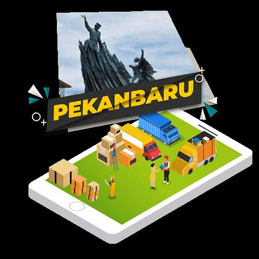 Cargo Darat Jakarta Pekanbaru