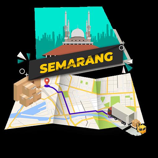 Cargo Darat Jakarta Semarang